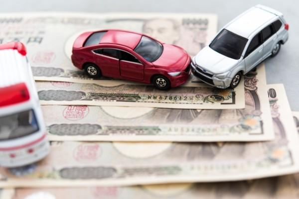 自賠責保険と任意保険の保険料