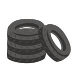 タイヤは消耗品