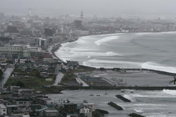 車両保険|津波による損害
