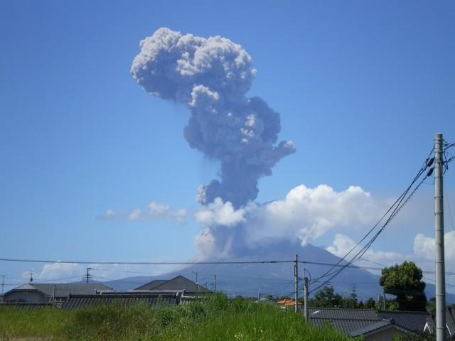 噴火と車両保険